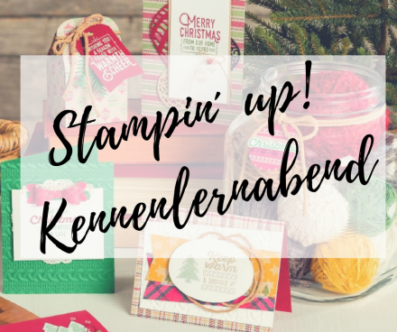 FB Stampin´ up! Kennenlernabend