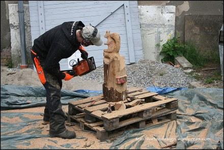 Holzkunsthandwerk