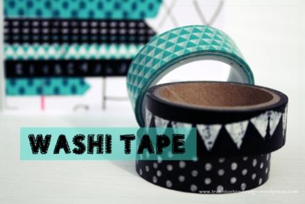 Einschulung Washi Tape