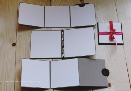 Papierstrohhalm Minialbum