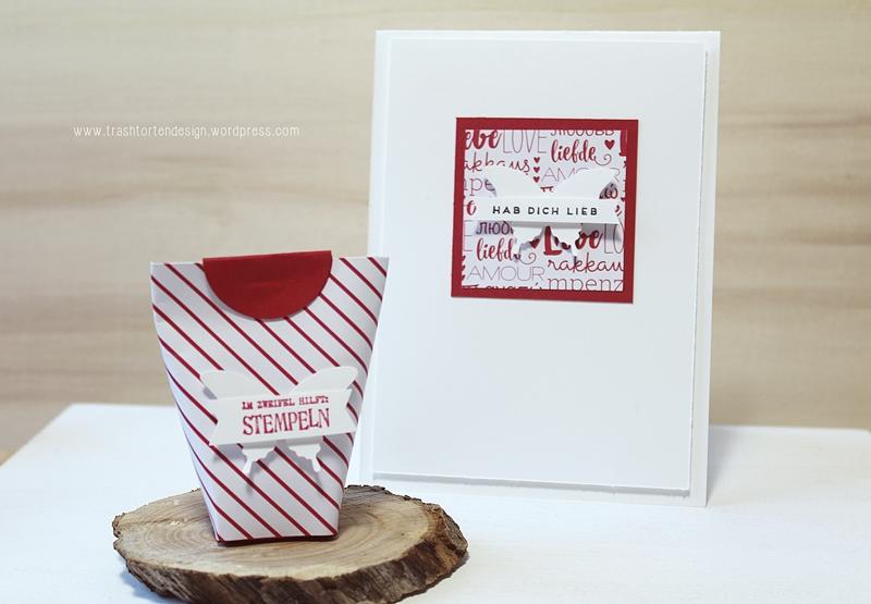 kreativ mit trashtortendesign stampin up papierliebe kartenbastel diy geschenke und. Black Bedroom Furniture Sets. Home Design Ideas